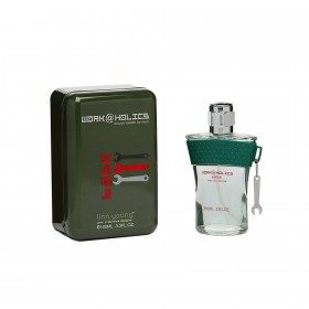 Work Holics Base - Fragrance Generic Man Eau de Toilette 100ml Linn young 11,99 €