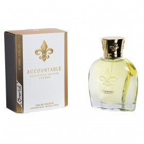Accountable Adventure Edition for Men - Fragrance generic Man Eau de Toilette 100ml) Omerta 7,99 €