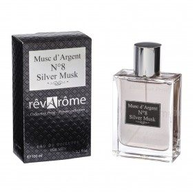 No. 8 - Musk Silver - Scent-Man Private Collection RêvArôme Eau de Toilette 100ml RêvArôme 10,99 €