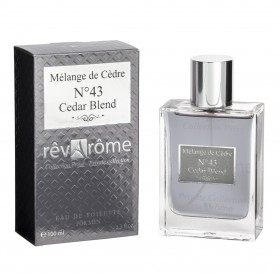 No. 43 - a Mix of Cedar - Scent Man Private Collection RêvArôme Eau de Toilette 100ml RêvArôme 10,99 €