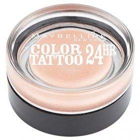 101 sen Alento - Cor Tatuaxe 24 horas Xel Sombra do ollo Crema Gemey Maybelline Gemey Maybelline 4,99 €