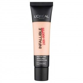 13 Pink-Beige makeup base Mattifying Infallible 24H by L'oréal Paris, L'oréal Paris, 7,99 €