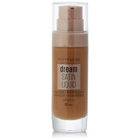 54 Toffee - stichting Dream Satin Liquid Gemey Maybelline Gemey Maybelline 5,99 €