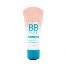 Clear - BB Cream Dream BB Pure 8-in-1 de Gemey Maybelline Gemey Maybelline 5,99 €