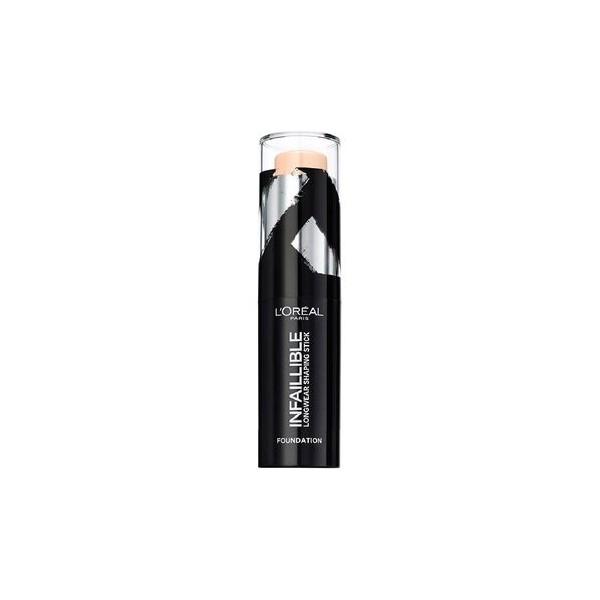 080 Porcelaine - Infaillible Fond de Teint Shaping Stick de L'Oréal Paris L'Oréal 4,99€
