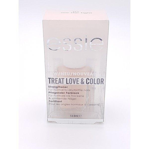 5 - See The Light - Treat Love Color - Nagellack ESSIE PFLEGE