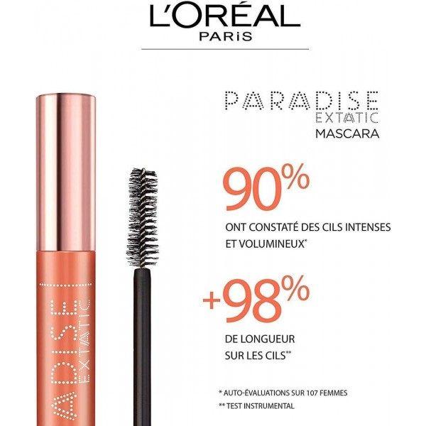 Mascara Paradise Extatic Noir de L'Oréal Paris L'Oréal 6,99€