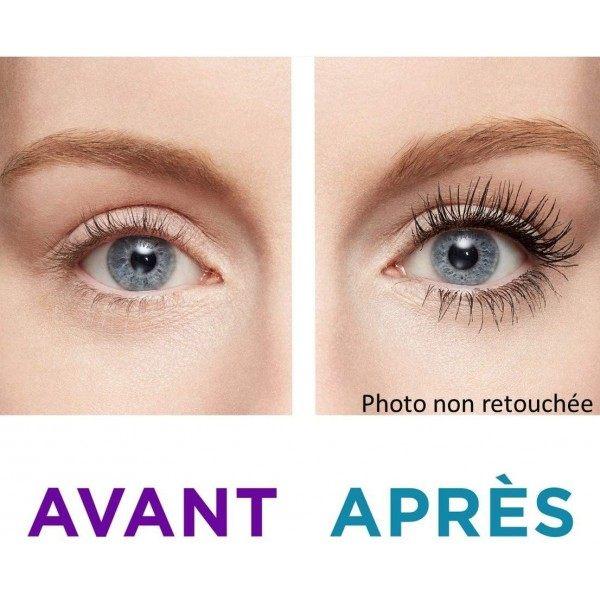 Mascara Faux cils Superstar X-Fiber Noir Extrême de L'Oréal Paris L'Oréal 6,99€