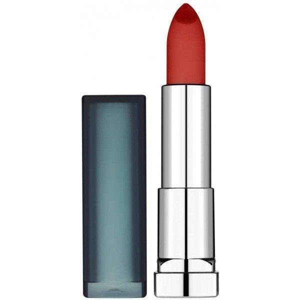 968 Rich Ruby ( Rouge Ruby ) - Rouge à Lèvres MAT Color Sensational de Gemey Maybelline Maybelline 4,49€