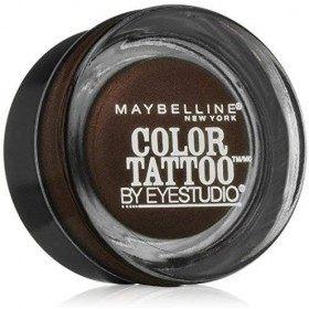 96 Chocolate Camurça Cor Tatuaxe 24 horas Xel Sombra de ollo en Crema de Gemey Maybelline Maybelline 4,99 €