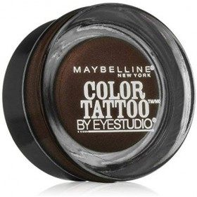 96 Chocolate Suede Color Tattoo 24hr Gel eye Shadow in Cream de Gemey Maybelline Maybelline 4,99 €