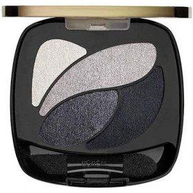 E5 Velours Noir - Palette Ombre à Paupières SMOKY Color Riche de L'Oréal Paris L'Oréal 4,99€