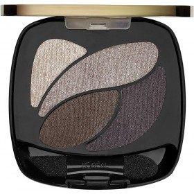 E4 Marron Glacé - Paleta de Sombra de ojos AHUMADOS en Color Riche de L'oréal Paris L'oréal 4,99 €