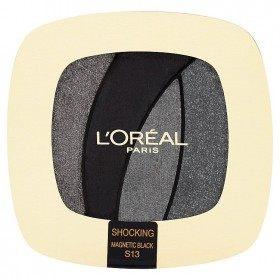 S13 Magnetiko Beltza Paleta begi Itzal Kolore Kolore Riche L 'oréal Paris, L' oréal 4,99 €