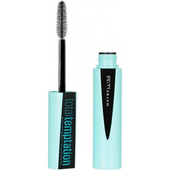 Black Waterproof - Mascara Volume Total Temptation of Gemey Maybelline