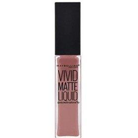 07 Blushing Beige - Rouge à Lèvre Vivid Matte Liquid de Gemey Maybelline Maybelline 2,99€