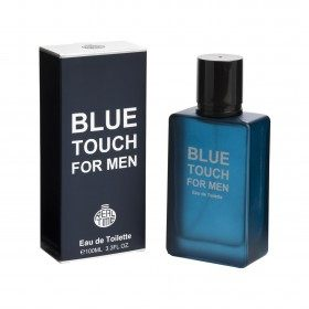 Blue Touch For Men - Parfum Générique Homme Eau de Toilette 100ml Real Time 6,99 €