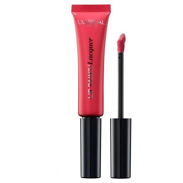 102 Darling Pink - Red Lip Infallible Lip Paint Lacquer from L'oréal Paris L'oréal 2,99 €