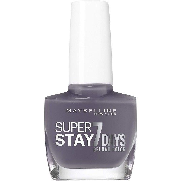 909 Urban Steel - Effect Nail Polish MATTE Strong & Pro / SuperStay Gemey Maybelline Maybelline 3,49 €