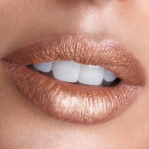5 Witte Goud ( Metalen ) - Rode Lipstick met MATTE Metallic Aftellen van Gemey Maybelline Maybelline 5,99 €