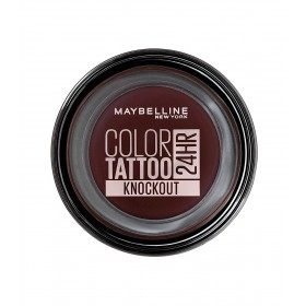 160 - Knockout Color Tattoo 24hr Gel eye Shadow in Cream de Gemey Maybelline Maybelline 4,99 €