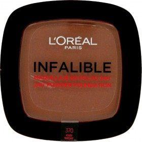 370 Caoba - fundación Infalible Polvo 24h MATE L'oréal Paris L'oréal 7,99 €