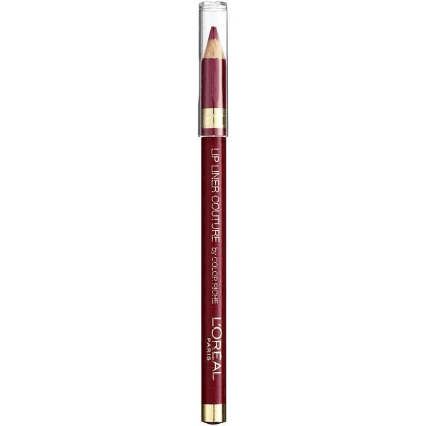 374 Intense Plum - Crayon Contour des lèvres - Lip Liner Couture de L'Oréal Paris L'Oréal 3,49€