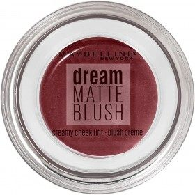 80 Bourgondië Flush Blush Dream Matte Blush de Gemey Maybelline Maybelline 4,99 €