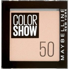 50 Azucre Bebé Sombra do ollo ColorShow Maybelline Nova York Maybelline 2,99 €