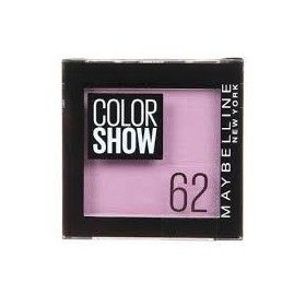 62 Vermello Vida - Sombra do ollo ColorShow Maybelline Nova York Maybelline 2,99 €