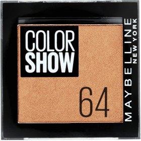 64 Cien de Cobre - Sombra de ojos ColorShow de Maybelline New York Maybelline 2,99 €