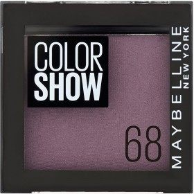68 Misty Malva - Sombra do ollo ColorShow Maybelline Nova York Maybelline 2,99 €