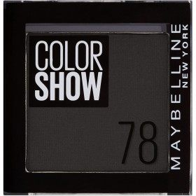 78 Black Velvet - Eyeshadow ColorShow Maybelline New York Maybelline 2,99 €