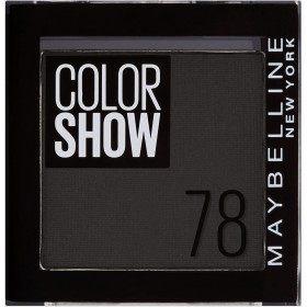 78 Veludo Negro - Sombra ColorShow Maybelline Nova York Maybelline 2,99 €