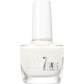71 Pure White - Nail Varnish Strong & Pro / SuperStay Gemey Maybelline Maybelline 4,49 €