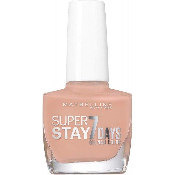 914 Blush Skyline - Nail Varnish Strong & Pro / SuperStay Gemey Maybelline Maybelline 4,49 €