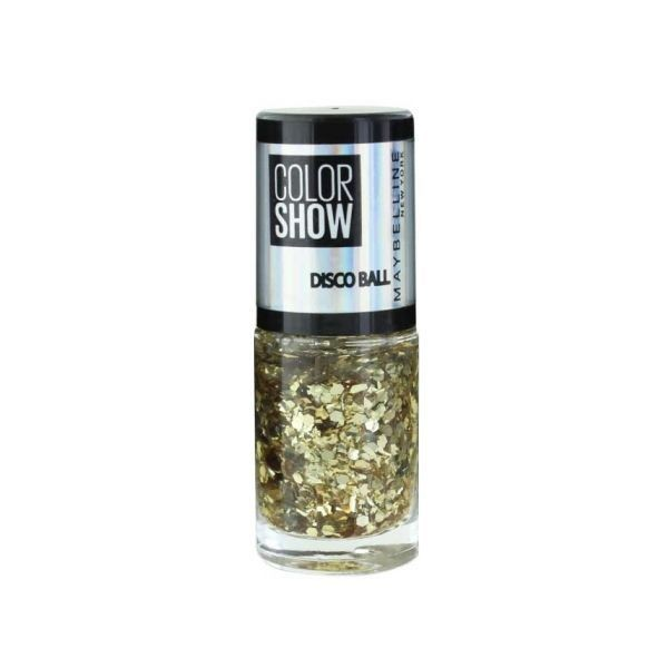 467 Party Cracker - Vernis à Ongles Colorshow 60 Seconds de Gemey-Maybelline Maybelline 2,49€