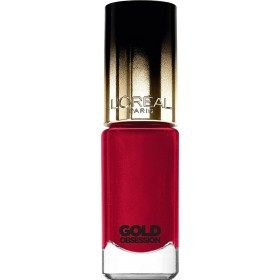 Red GOLD - Nail Polish Color Rich Gold Obsession l'oréal L'oréal l'oréal L'oréal 10,20 €