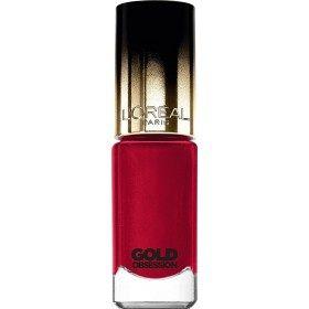 Rouge GOLD - Vernis à Ongles Color Riche Gold Obsession L'Oréal L'Oréal 10,20€