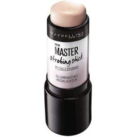 200 Medium Nude Glow - Highlighter Master Strobing en Stick de Gemey Maybelline Maybelline 4,49€