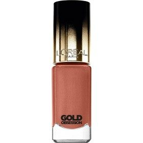 Nude GOLD - Nail Polish Color Rich Gold Obsession l'oréal L'oréal l'oréal L'oréal 10,20 €