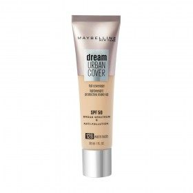 128 Warm Nude - Perfecteur de Teint High Protection Dream Urban Cover, Maybelline New-York Maybelline 7,99 €