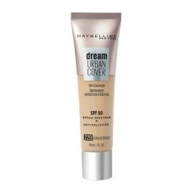 220 Natural Beige - Perfecteur de Teint High Protection Dream Urban Cover, Maybelline New-York Maybelline 7,99 €