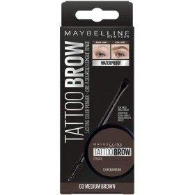 03 Marrone Medio - Cera Sopracciglia-Occhi di Studio Tattoo Brow Pomade de Gemey Maybelline Maybelline 5,99 €