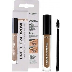 103 Warm Blonde - Unbelievabrow Gel to Eyebrows, Long-wearing L'oréal Paris L'oréal 6,99 €
