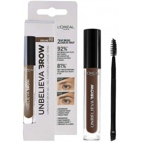 105 Brunette - Unbelievabrow Gel to Eyebrows, Long-wearing L'oréal Paris L'oréal 6,99 €