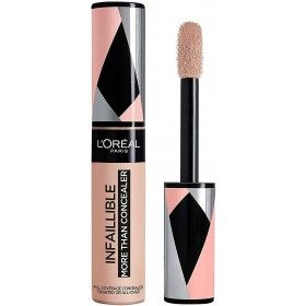 323 Chamois - Corrector and foundation 2 in 1 Infallible More Than Concealer of L'oréal Paris, L'oréal 4,99 €