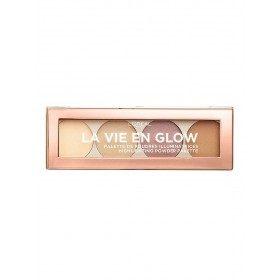 01 Eclat Doré - La Vie en Glow Palette de poudres Illuminatrices de L'Oréal Paris L'Oréal 7,99€