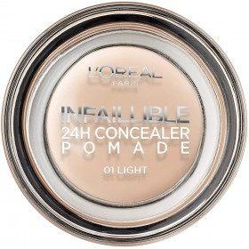 01 Clar - Corrector de Crema Infal·libles 24h per L'oréal París L'oréal 4,99 €