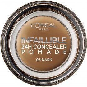 03 de color marrón Oscuro - Corrector Crema Infalible 24h de L'oréal Paris L'oréal 4,99 €